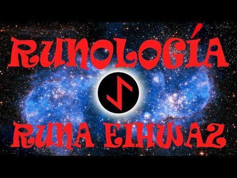 "Runología""Runa Eihwaz"""