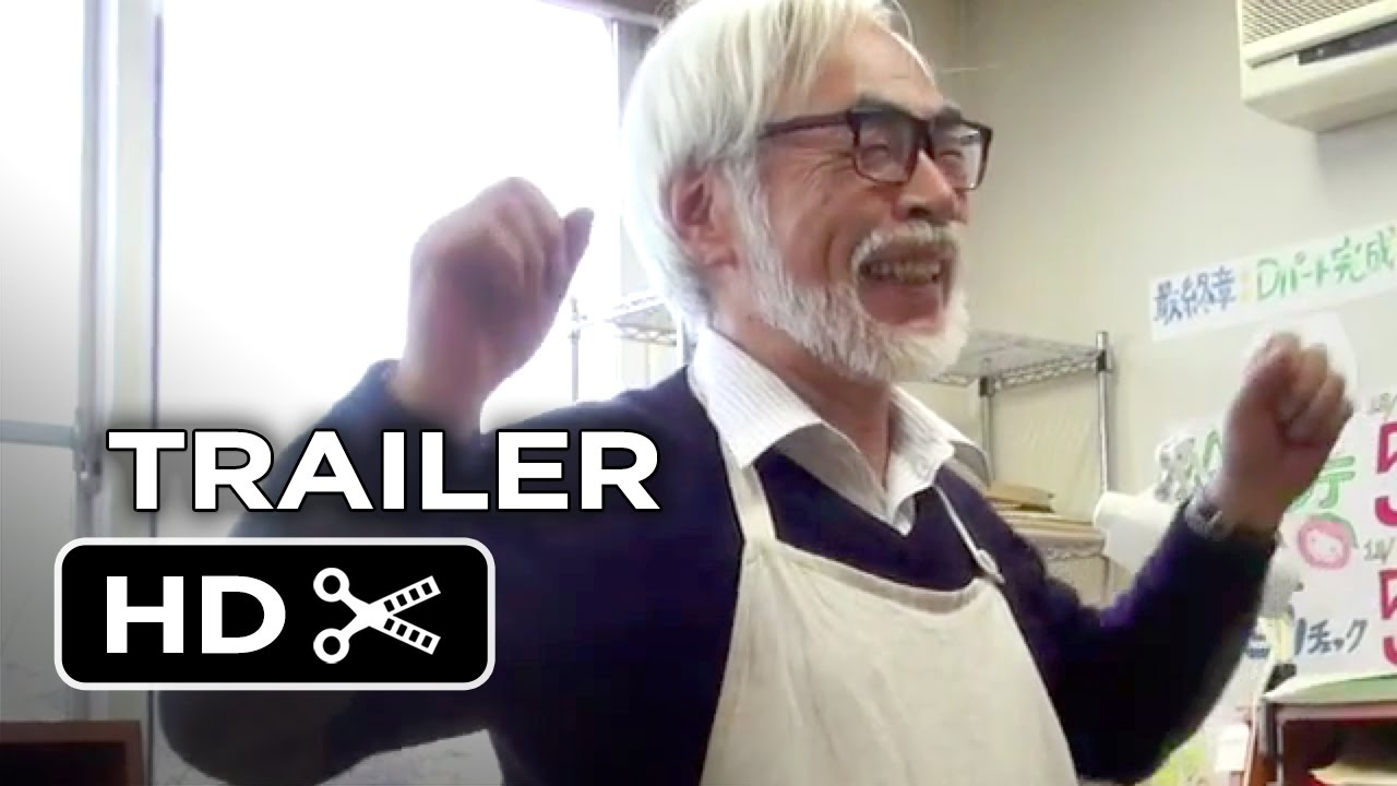 hayao miyazaki tattoo