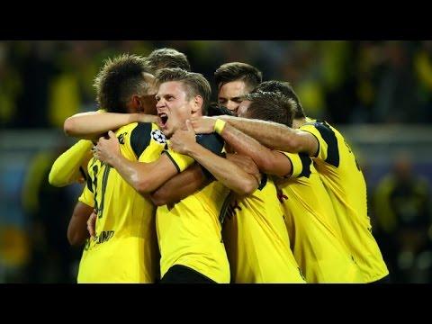 Боруссия дортмунд реал мадрид видео обзор матча