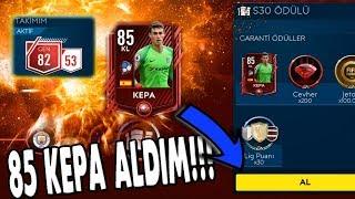 MUHTEŞEM 85 GEN KEPA ALDIM!! FIFA Mobile (Kimya ve Reyting Arttırma)
