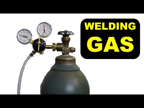 Welding Gas Cylinders: A Beginner's Guide