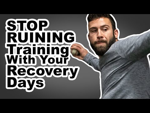 Stop Ruining Your Training with Your Recovery Days