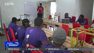 Togolese Innovator Creates 3D Printer From Reclaimed Materials