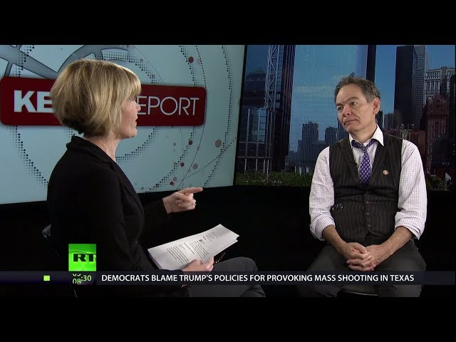 Keiser Report: Fed Chaos & Gold's Breakout (E1419)