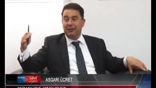 ASGARİ ÜCRET BRÜT 2 BİN 175 TL, NET BİN 892.25 TL Video