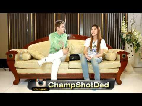 ชอทเด็ด กีฬาแชมป์ : เมื่อซาร่า นุศรา ไม่อยากเป็นมือเซต (22 พ.ค. 58)