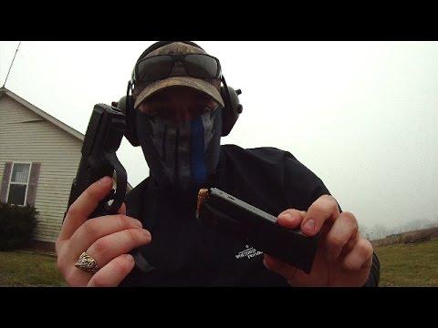 Ruger SR40C Review