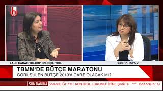 AKP-MHP ve CHP-İYİ Parti ittifakı 6 ilde yarışacak! / Lale Karabıyık