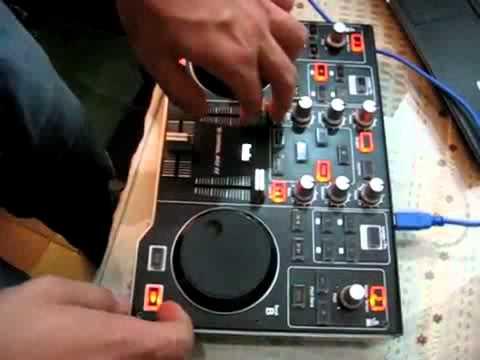 musica mezclador: