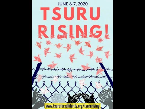 LIVE: Tsuru Rising Day Of Action