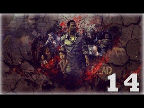 Смотреть прохождение игры The Walking Dead: Episode 4. Серия 14 - Кто ты? Что тебе нужно?
