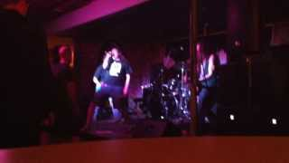 RABID REACTION live in Moncton Aug 2013