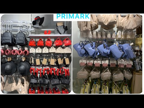 Primark bags ' shoes and accessories new collection March 2021