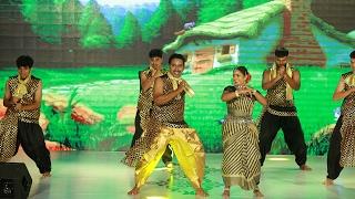 Vada Mappilai Tamil Dance Performance By REDLANDS Staffs In ASHLYN'S DAY SAMAGAMAM 2016