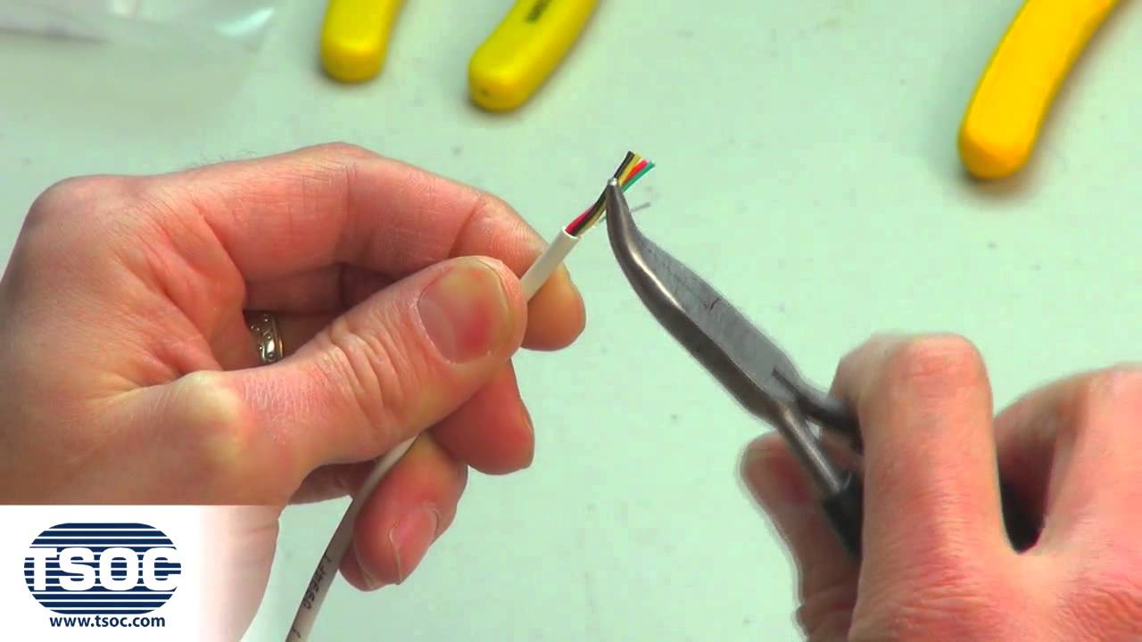 maxresdefault how to install a surface mount jack the tsoc™ minute (ep 11 rj45 surface mount jack wiring diagram at reclaimingppi.co