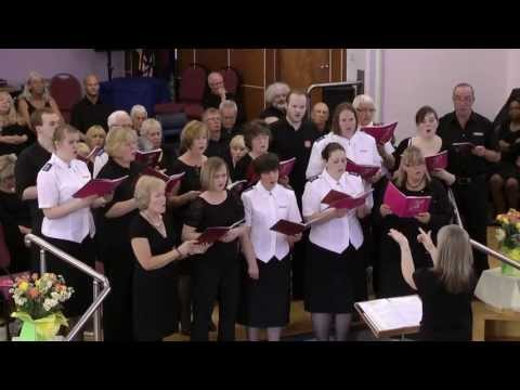 """""""I Will Praise You"""" Southend Salvation Army Songsters"""