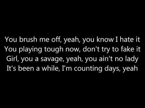 Liam Payne Feat. French Montana - First Time LYRICS