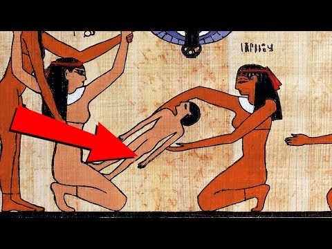 BIZARRE Things The Ancient Egyptians Did!