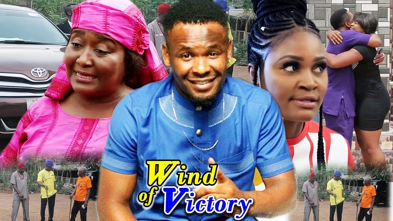 Download Wind Of Victory Season 1&2 (Zubby Micheal/Chizzy Alichi) 2019 Latest Nigerian Nollywood Movie