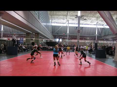 boston mizuno volleyball 2019 video