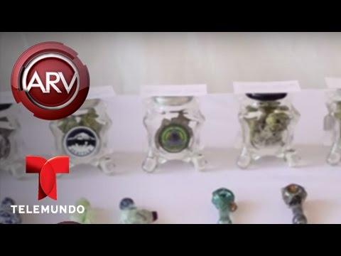 Bar de marihuana en una boda celebrada en Portland | Al Rojo Vivo | Telemundo