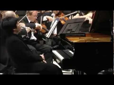 Sunwook Kim - Mozart : Piano Concerto No.23, KV488