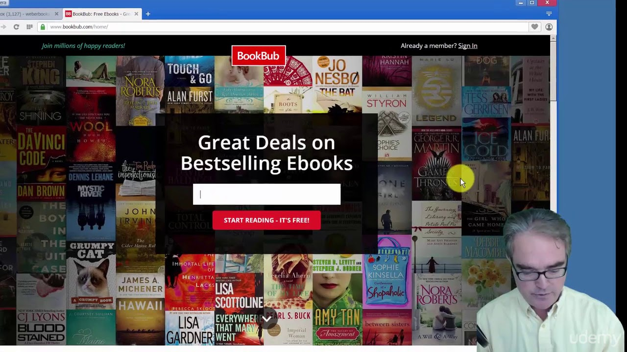 BookBub, Free Kindle Books & Tips, Pixel of Ink, Kindle Nation Daily
