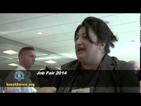 Town of Brookhaven Brookhaven Business Advisory Council (BBAC) Job Fair 2014