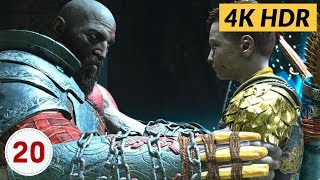 A Difficult Age. Ep.20 - God of War 2018 [4K HDR]
