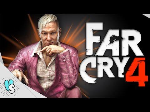 Far Cry 4 Indonesia Momen Konyol #1 - Pertualangan Ajay,  Berburu BABI.