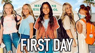 FiRST DAY OF SCHOOL! MORNiNG ROUTiNE 2020