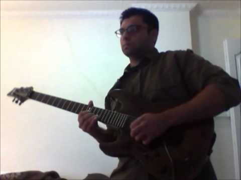 Real Adventures Of Jonny Quest - Opening Theme On Guitar (Best On YouTube)