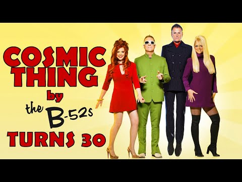 """b-52s-go-back-to-the-love-shack!-""""cosmic-thing""""-turns-30!"""