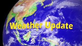 Weather Update- (February 10-11, 2018) Tropical Depression