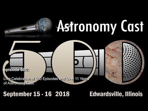 Download Astronomy Cast Ep. 500: Live Celebration!