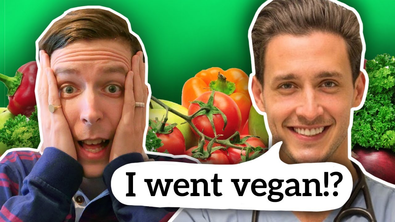 Vegan Nutritionist Reacts To Dr Mike's 30 Day Vegan Challenge Video