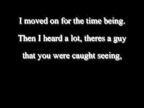Asher Roth  Alone Lyrics On Screen