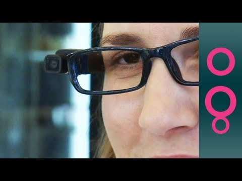 8d7af0e7dd Life-changing glasses for the visually impaired to help navigate the world