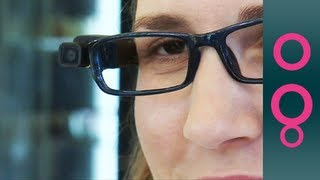 Life-changing glasses for the visually impaired to help navigate the world