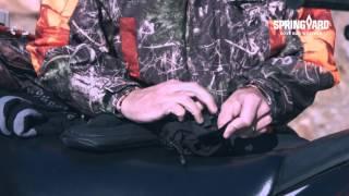 Springyard AntiFreezers Battery Heated Mittens