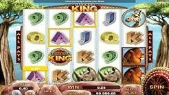 Free Savanna King slot machine by Genesis Gaming gameplay ★ SlotsUp