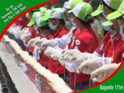 Big C Viet Nam   Ky  luc Guinness The gioi cua Big C Viet Nam 22 08 09