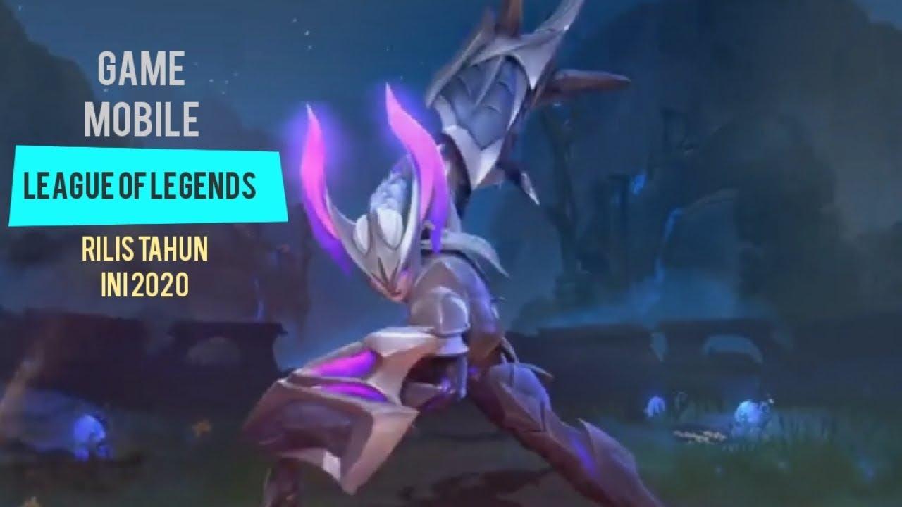 Game league of legends kapan rilis || versi game lol ...