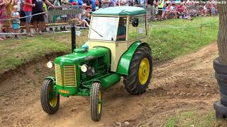 Tractor Show | Přehlídka Traktorů - Žebnice 2021