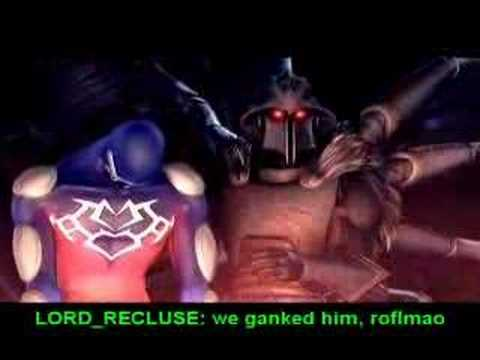 City of Villains - E3 2005 LEET Trailer