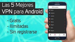 VPN Gratis para Android - Todos los países ✅ screenshot 4