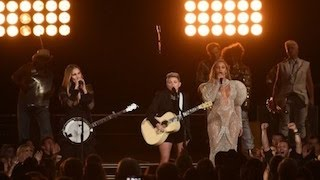 beyonce debuts an explosive duet with dixie chicks after cmas performance