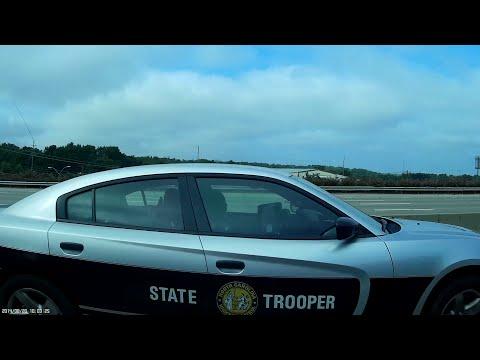 "North Carolina State Highway Patrol ""SHP-559""  Speeding on Raleigh"