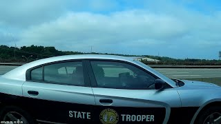 "North Carolina State Highway Patrol ""SHP-559""  Speeding on Raleigh"
