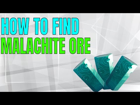 Fortnite - HOW TO FIND MALACHITE ORE | FARMING GUIDE |  Fortnite Save The World